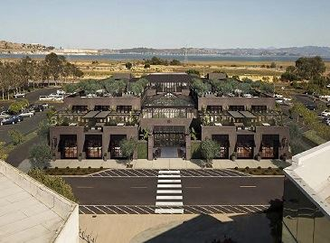 The Village At Corte Madera >> Village At Corte Madera Expansion Project Restoration Hardware