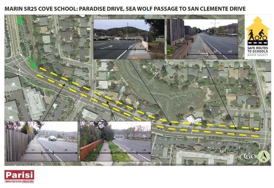 Paradise Drive MUP Project